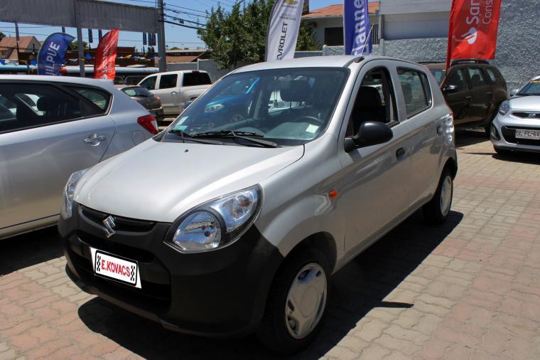 Autos Kovacs Suzuki Alto gl 800 2015