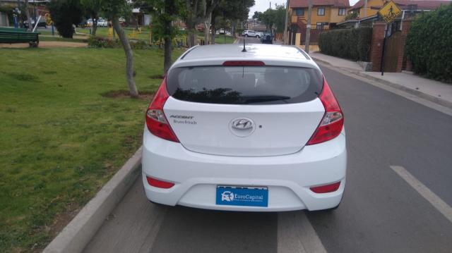 Hyundai accent rb gls 1.6