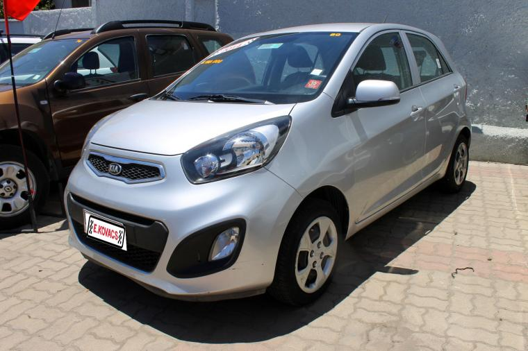 Autos Kovacs Kia Morning mec 4x2 ex 1.2 2014