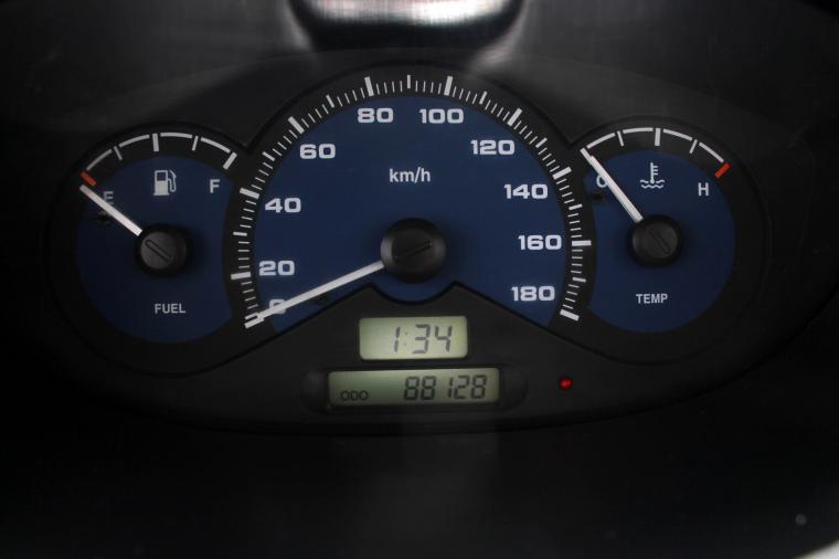 chevrolet spark 0.8l mt gasolina
