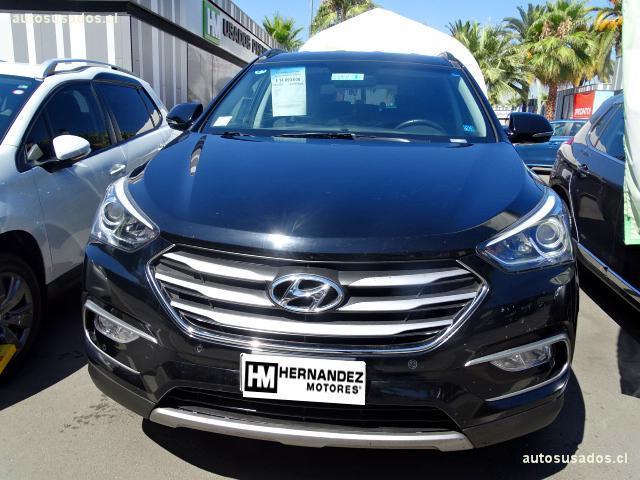Camionetas Hernández Motores Hyundai Santa fe 2018