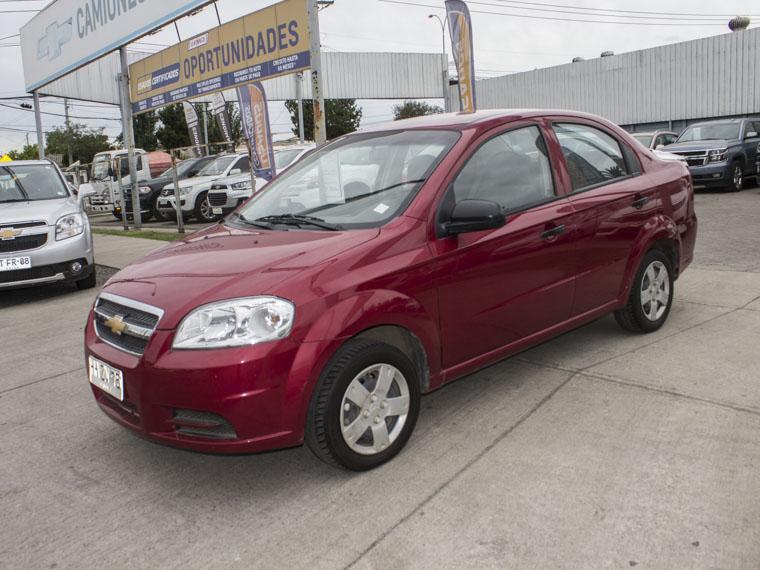 Autos Kovacs Chevrolet Aveo ls1.4 2015
