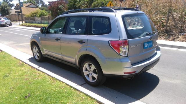 Subaru forester 2.0 auto awd