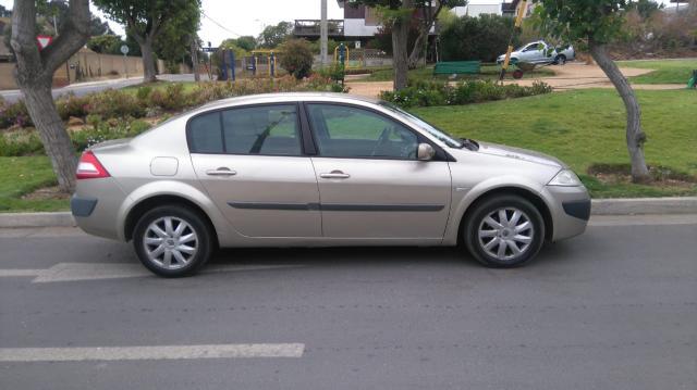 Renault megane expression 1.6