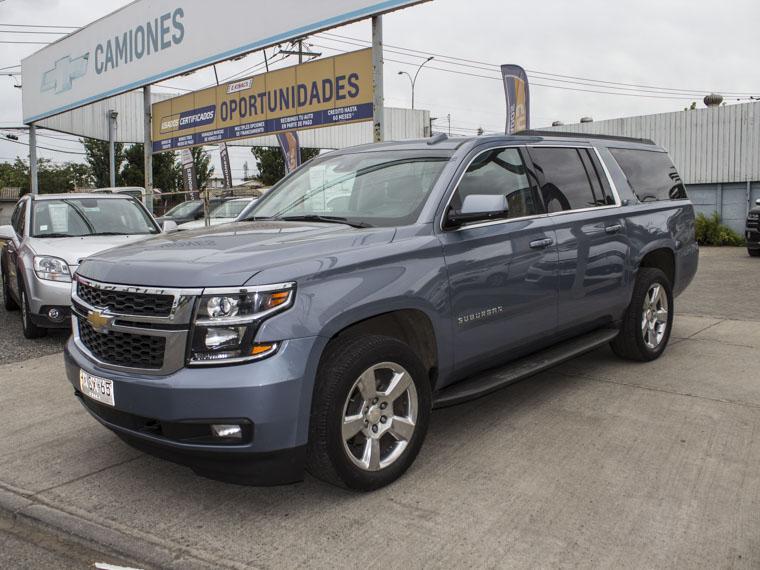 Autos Kovacs Chevrolet Suburban lt 4wd 5.3 2016