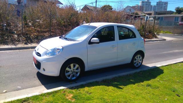 Autos Automotora RPM Nissan March sence 1.6 2013