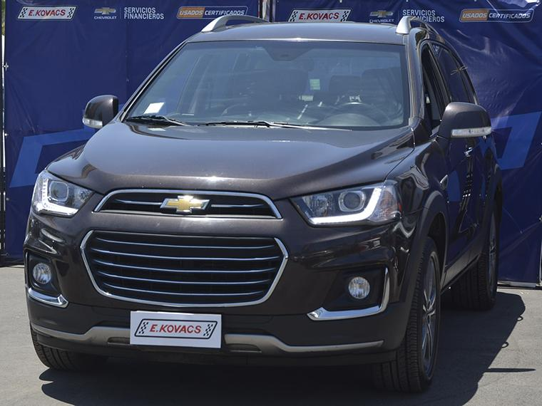 Camionetas Kovacs Chevrolet Captiva vi 2.2d awd 6at 2017