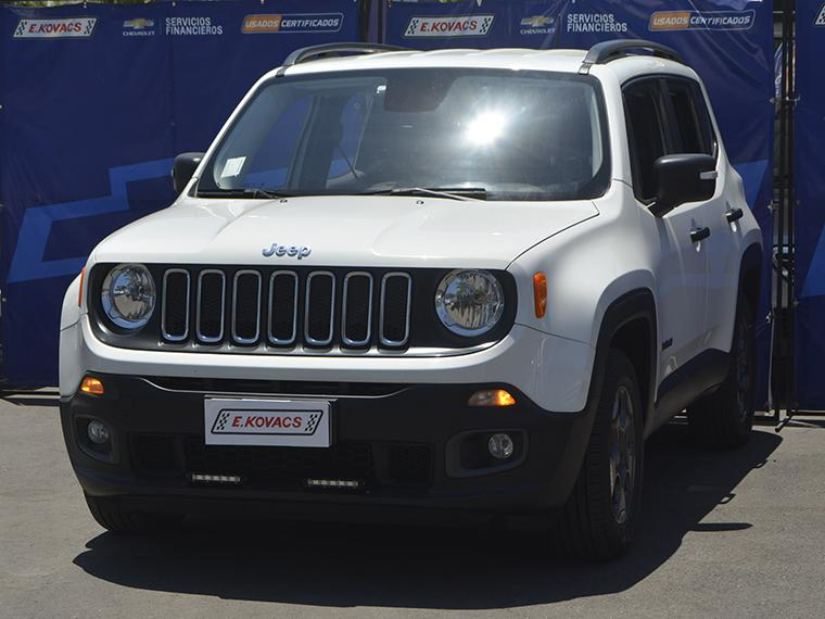 Autos Kovacs Jeep Renegade sport lxmec 1.8 4x2 2016