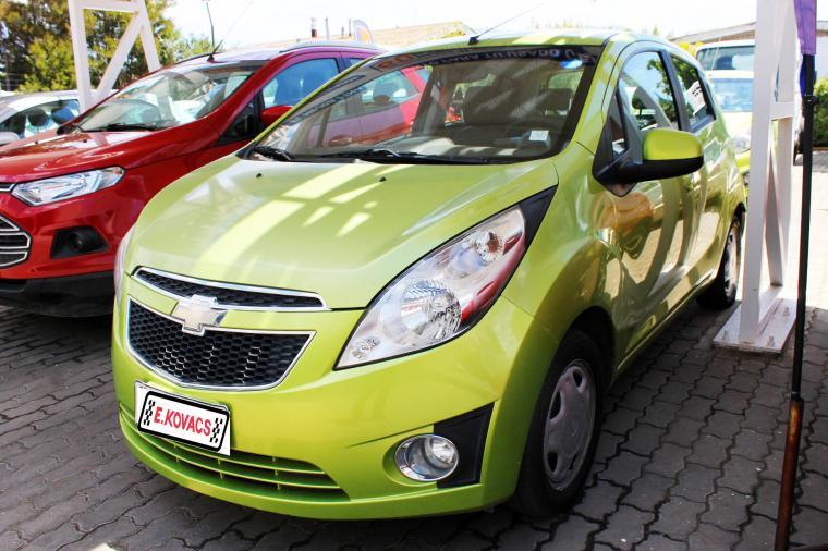 Autos Kovacs Chevrolet Spark gt 1.2 sin a c 2011