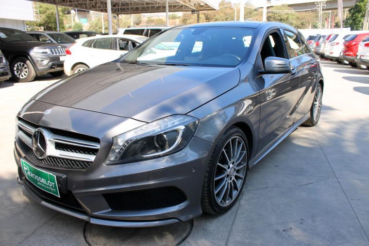 Autos Rosselot Mercedes-Benz A 200 blueefficiency 1.6 2015