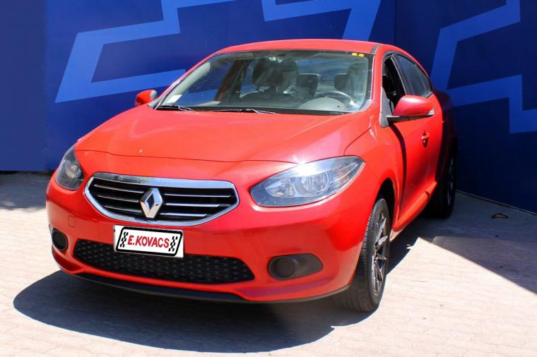 Autos Kovacs Renault Fluence authentique 2.0 2015