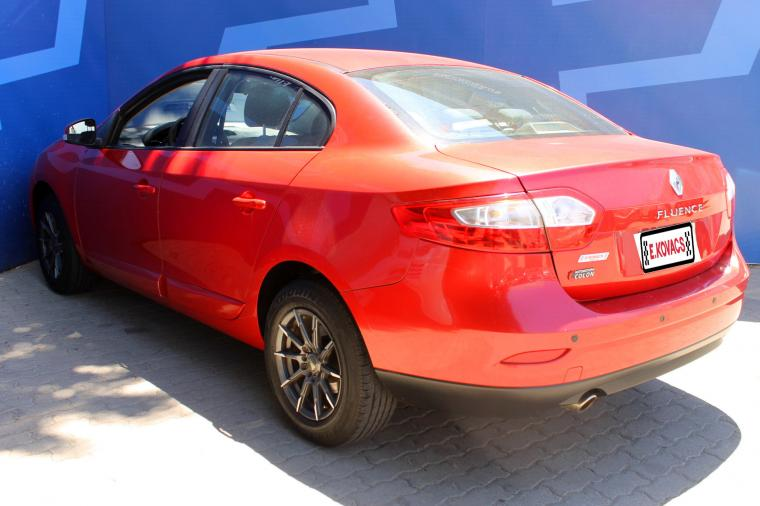renault fluence authentique 2.0