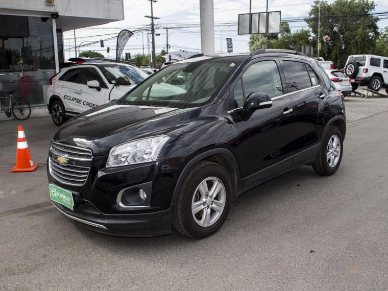 Furgones Rosselot Chevrolet Trackerlt 1.8 2017