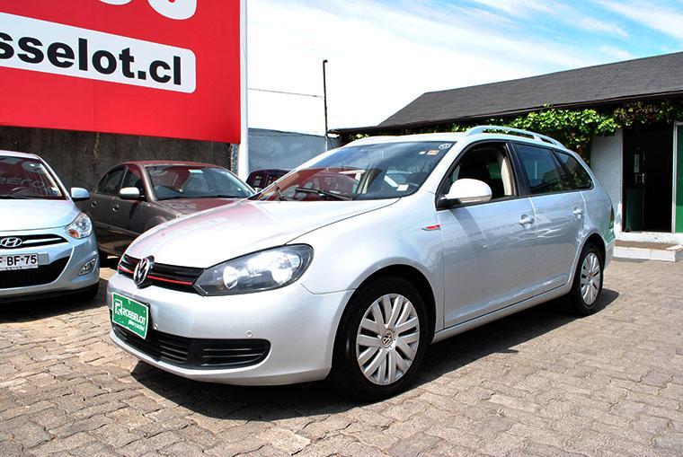 Autos Rosselot Volkswagen Golf tsi sw 2013