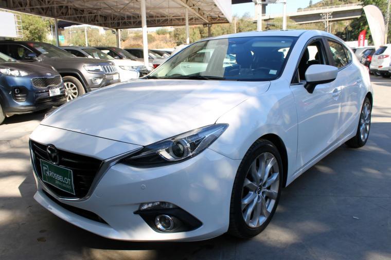 Autos Rosselot Mazda 32.0 aut 2015