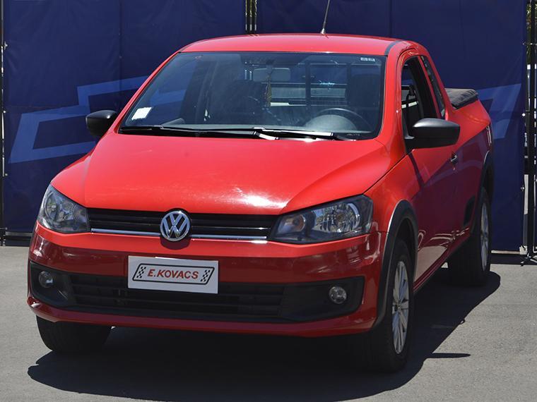 Camionetas Kovacs Volkswagen Saveiro 1.6mec 1.6 4x2 full 2016