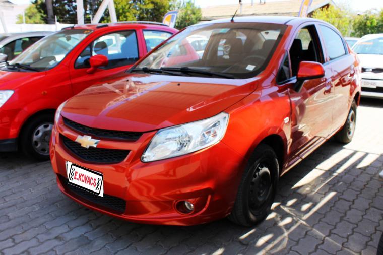 Autos Kovacs Chevrolet Sail ls mt 1.4 2015