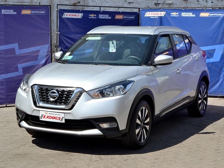 Camiones Kovacs Nissan Kicks advance ac 2017