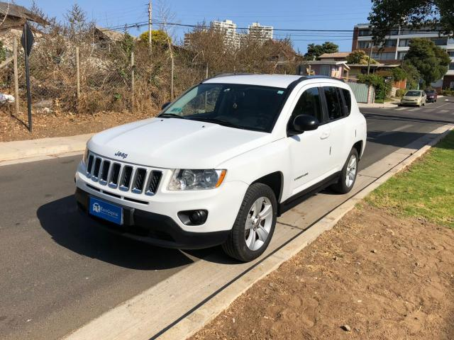 Camionetas Automotora RPM Jeep Compass 2.4 sport at 4x2 2012