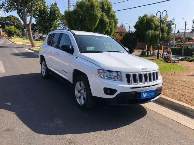 Jeep compass 2.4 sport at 4x2