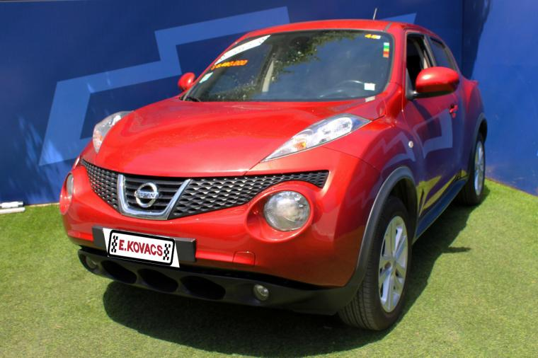 Autos Kovacs Nissan Juke 1.6 turbo 2012