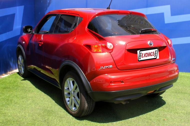 nissan juke 1.6 turbo