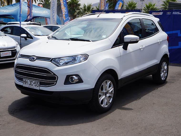 Autos Kovacs Ford Ecosport ecosporaut 2.0 4x2 t 2015