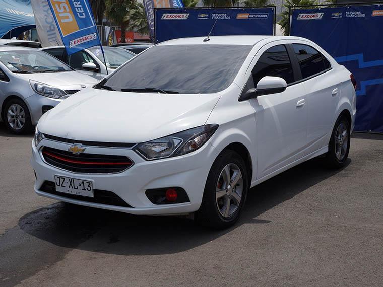 Furgones Kovacs Chevrolet Prisma ltzmec 1.4 4x2 ltz m 2018