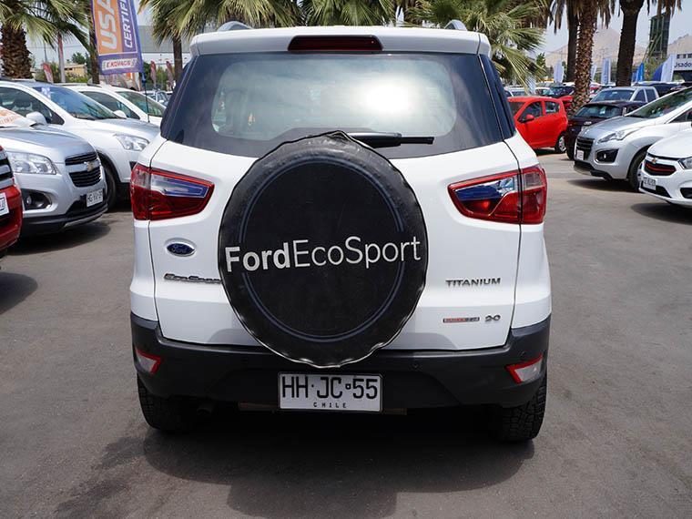 ford ecosport ecosporaut 2.0 4x2 t