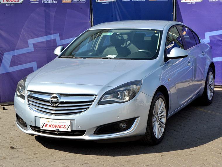 Autos Kovacs Opel Insignia ii cosmo 1.6 at ac 2015