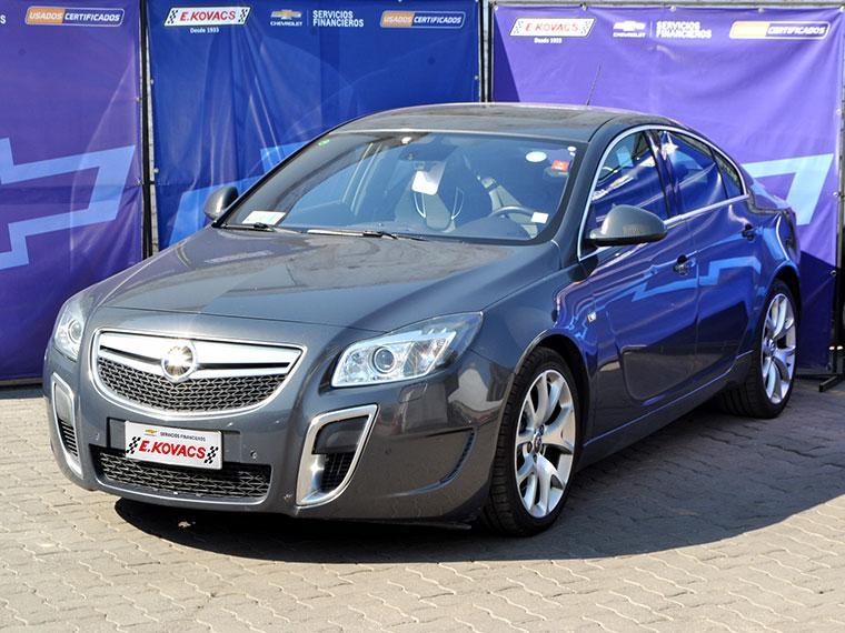 Autos Kovacs Opel Insignia opc unltd at ac 2014
