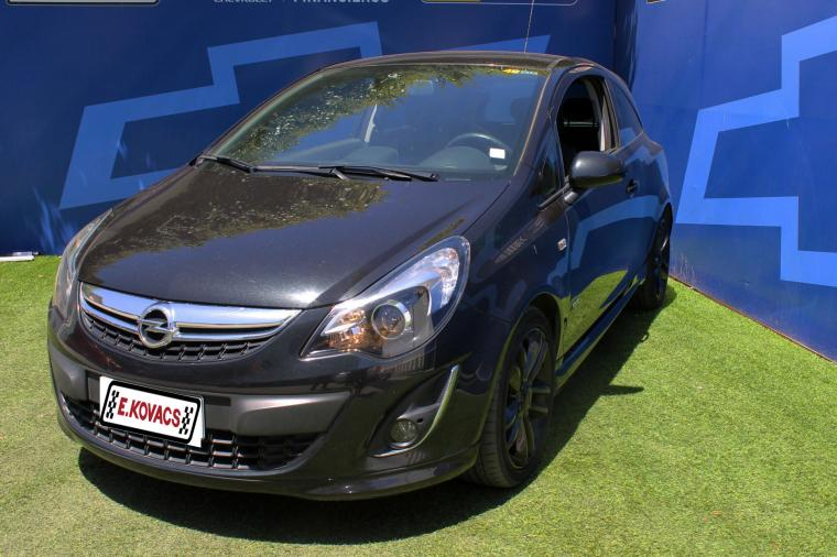 Autos Kovacs Opel Corsa color 1.4t mt 2015