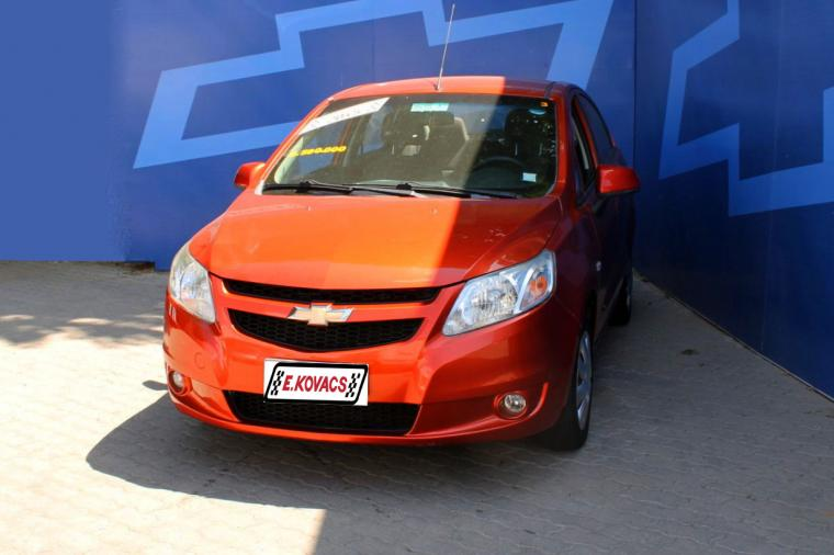 Autos Kovacs Chevrolet Sail ls 1.4 2015