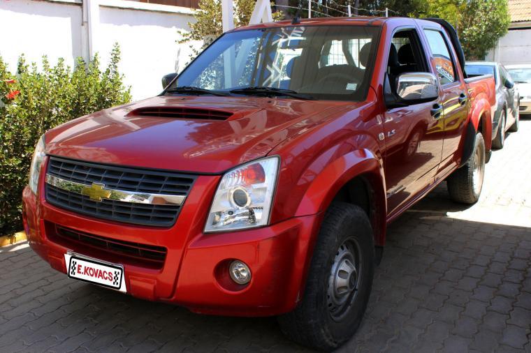 Camionetas Kovacs Chevrolet D-max e4 2.5 2013