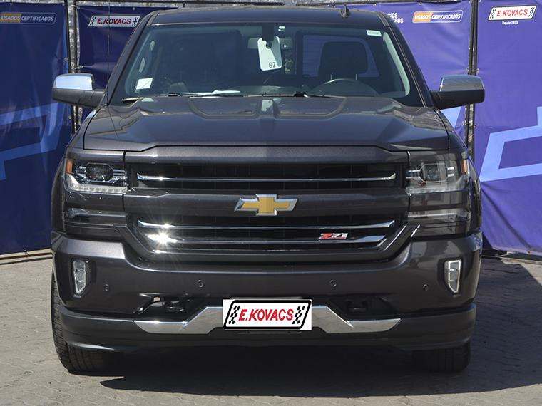 chevrolet silverado ltz ac at