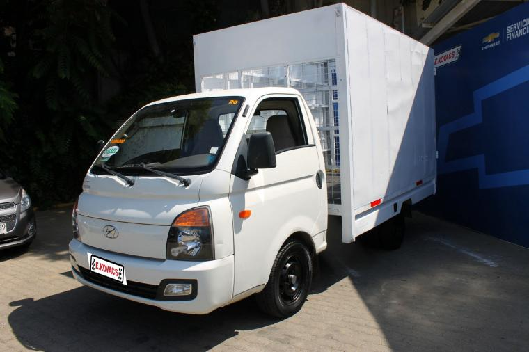 Autos Kovacs Hyundai Porter hr std 2015