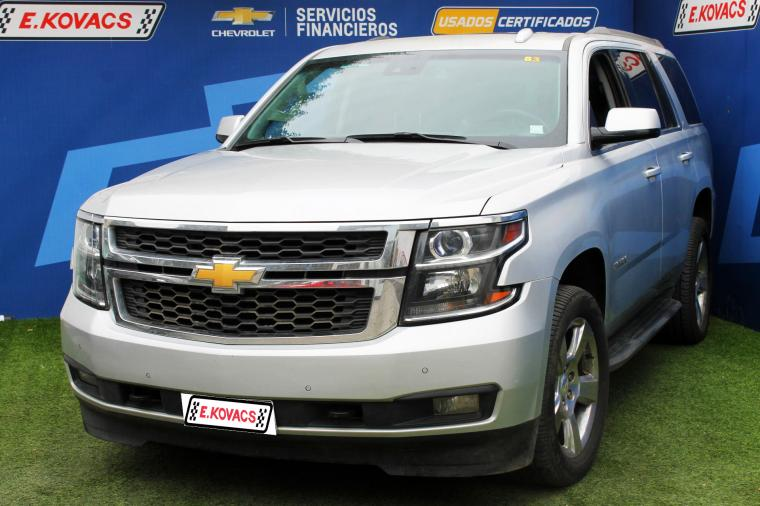 Autos Kovacs Chevrolet Tahoe lt 4wd 5.3 2015