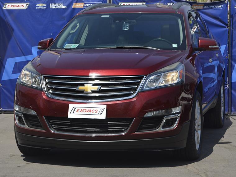 Camionetas Kovacs Chevrolet Traverse iv awd 3.6l 2016