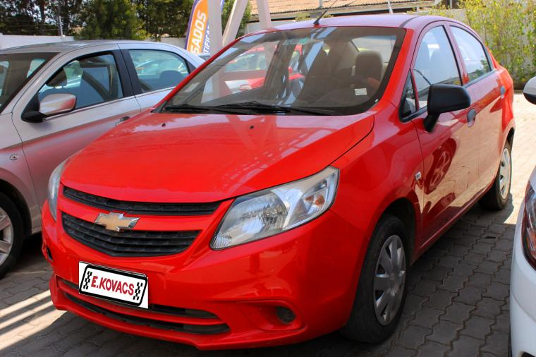 Autos Kovacs Chevrolet Sail 1.4 2016