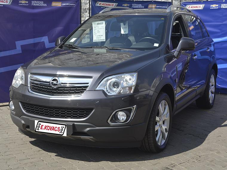 Camionetas Kovacs Opel Antara cosmo awd at ac 2016