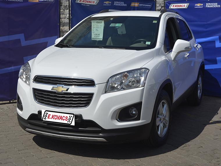 Camionetas Kovacs Chevrolet Tracker lt ac 2013
