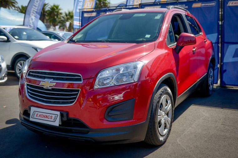 Camionetas Kovacs Chevrolet Tracker mec 1.8 4x2 ls 2016