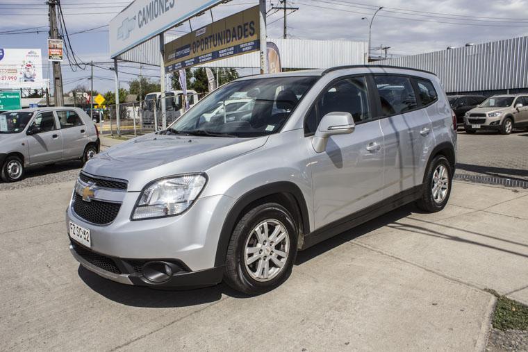Camionetas Kovacs Chevrolet Orlando ls 2.0 at 2014