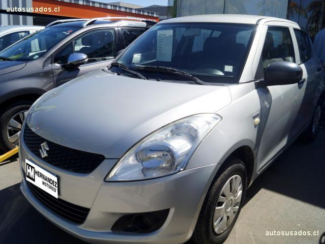 Autos Hernández Motores Suzuki Swift 2014