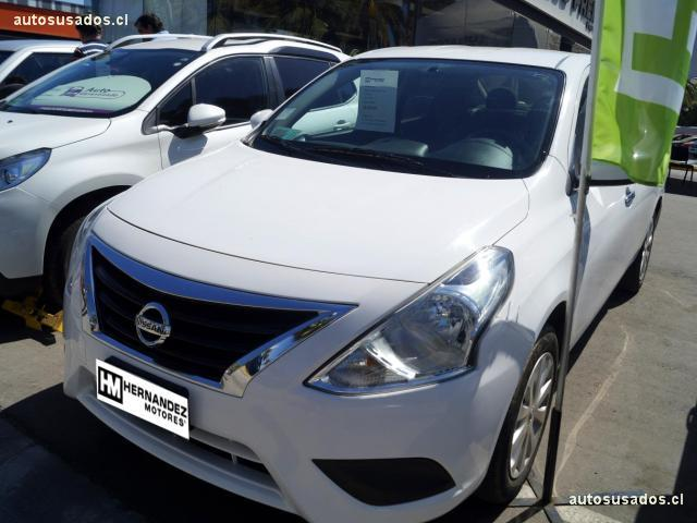 Autos Hernández Motores Nissan Versa 2017