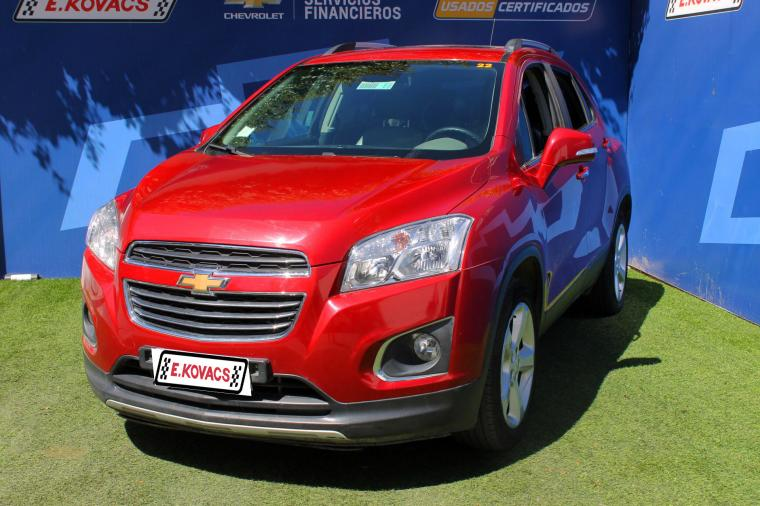 Camionetas Kovacs Chevrolet Tracker 1.8 awd lt at 2017