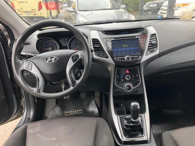 Hyundai elantra gl 1.6
