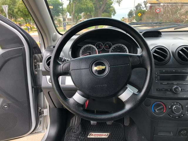 Chevrolet aveo lt 1.4 ac