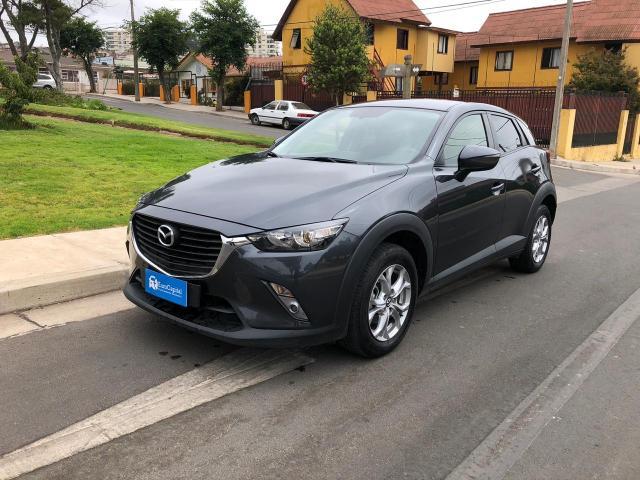 Camionetas Automotora RPM Mazda Cx3 r 2.0 at 2017