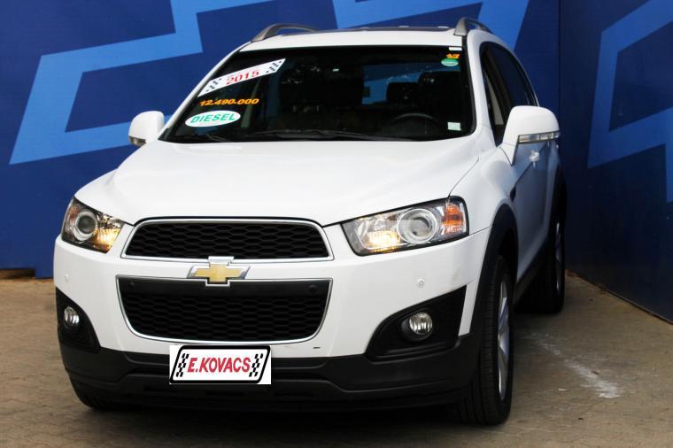 Camionetas Kovacs Chevrolet Captiva lt full awd 2.2 aut 2015